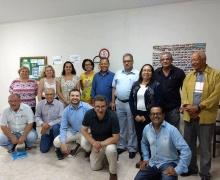 Reunião do CAS e Treinamento com Entidades Sociais ligadas a IPB