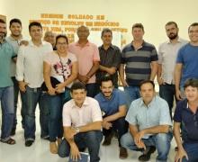 Encontro com lideranças das IPB de Boa Vista - RR