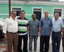 Visita do CAS ao Lar Samaritano - RJ