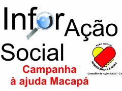 Infor Ação Social - Campanha à ajuda Macapá